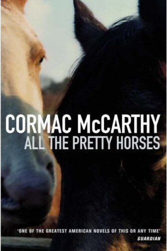 All the Pretty Horses Book Cover