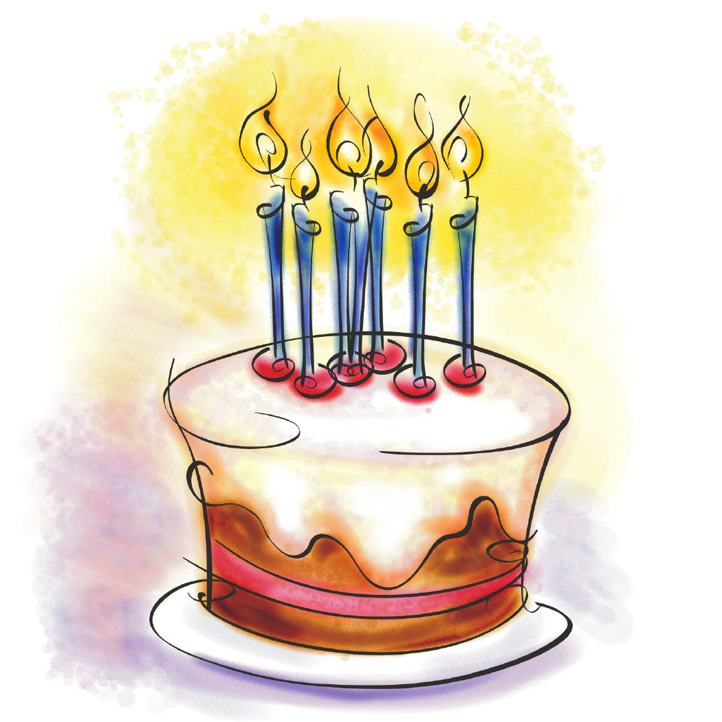Cartoon Pics Of Birthday Cakes : Blog Birthday Bundle of Books