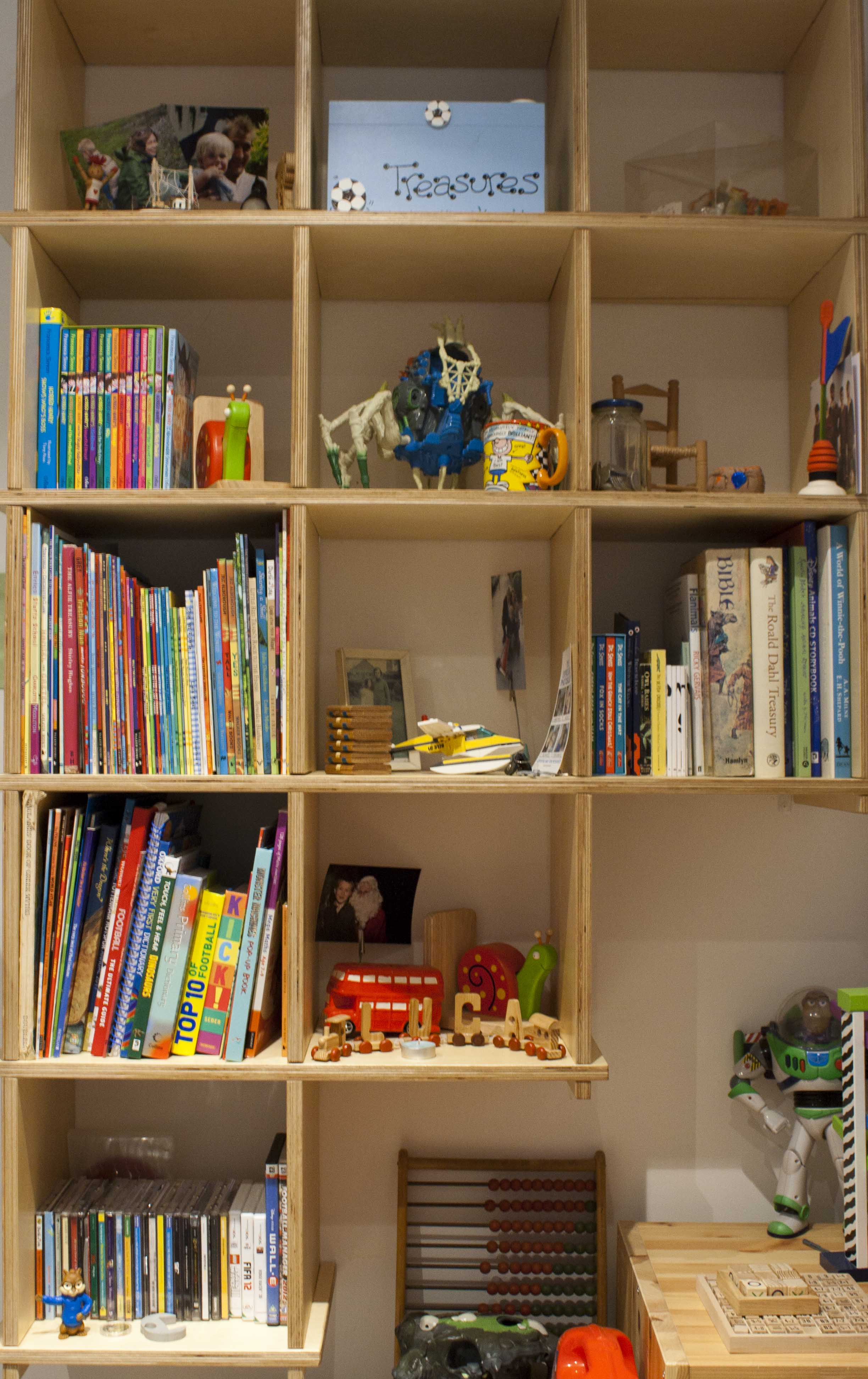 Other People S Shelves The Copywriter And Her Son