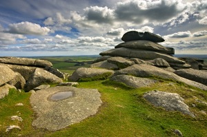 Apparrently Roughtor is not just a great backdrop for murder, it's also the perfect romantic spot to propose! Photo Credit: http://www.luxurycornwall.com/2013/01/10-romantic-places-to-propose-in.html