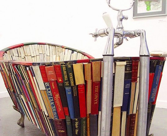 Who Needs Furniture When There S Books Bundle Of Books