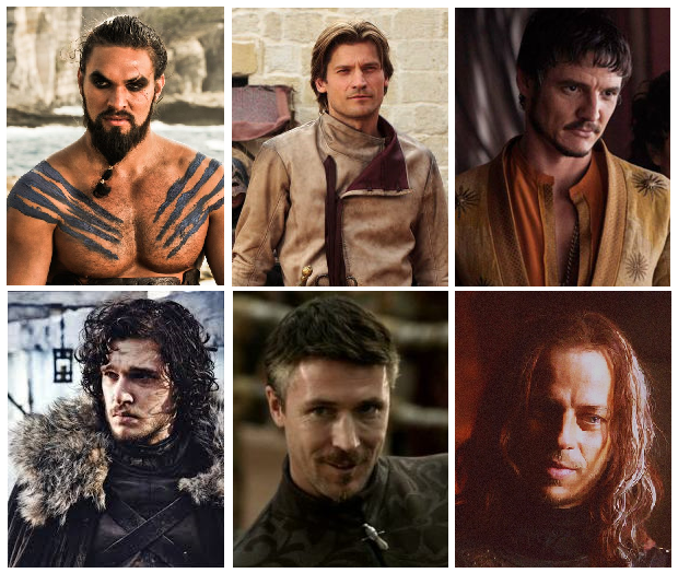 Game of Thrones Boys