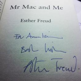 Signed Mr Mac