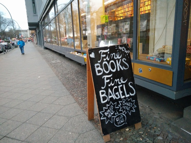 Fine Books Fine Bagels