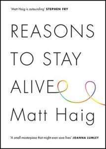 Reasons to Stay Alive book cover
