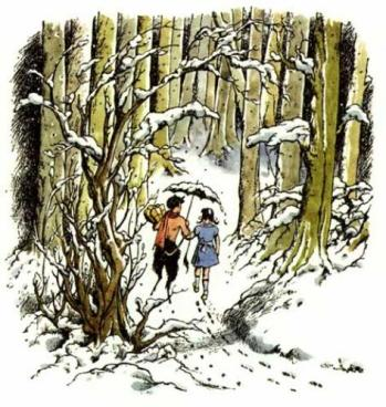 mr-tumnus-and-lucy